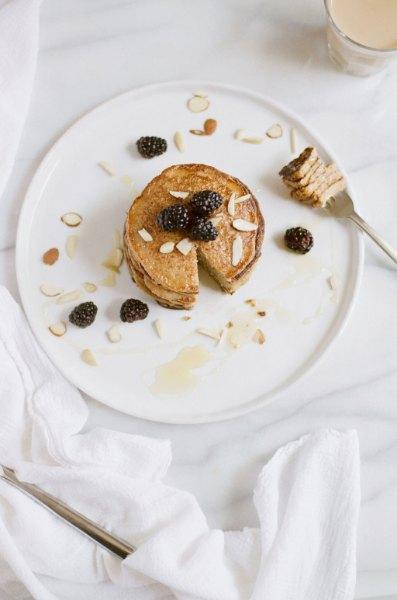 Pancakes faciles et rapides pour le petit déjeuner